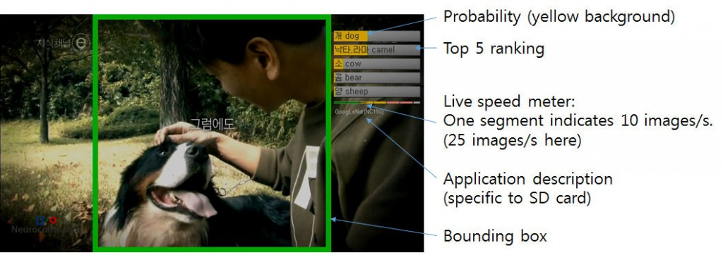 screen description